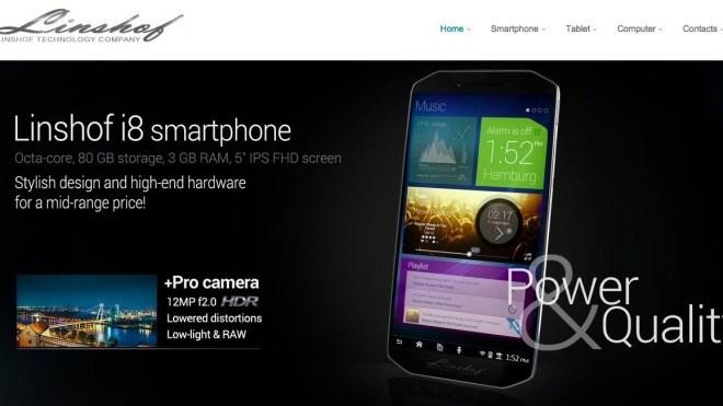 Smartphone, Fake, Linshof, i8