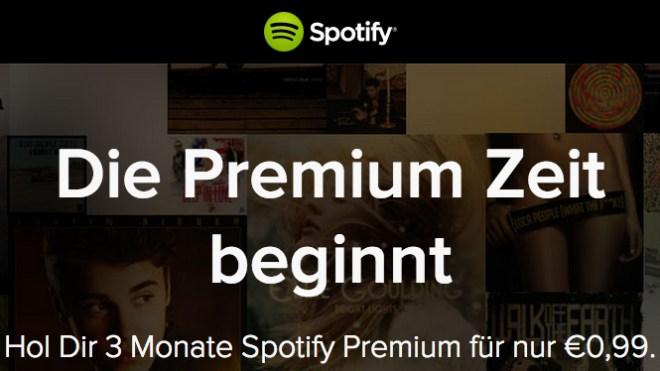 Spotify, Musik-Streaming, Angebot, Spotify Premium