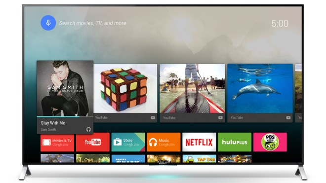 Sony, Smart-TV, Android TV, Google Android TV