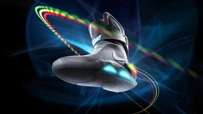 Nike, Back to the Future, Sneaker, Nike MAG, MAG