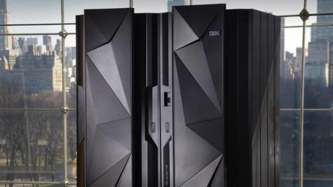 Ibm, Mainframe, z-Serie, z13