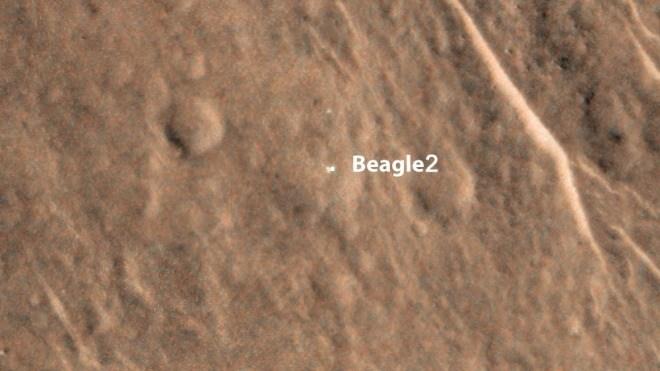 Roboter, Nasa, Esa, Mars, Beagle 2