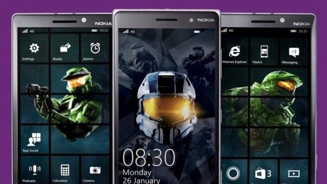 Windows Phone 8.1, Microsoft Lumia, TileArt