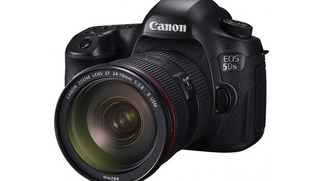 Canon, Dslr, 5DS