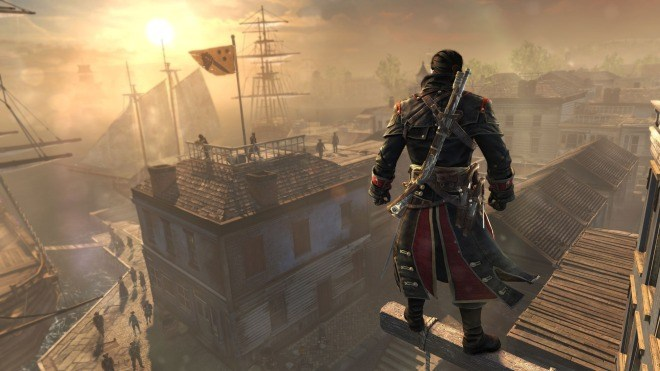 Pc, Ubisoft, Assassin's Creed, Assassins Creed, Assassin?s Creed Rogue