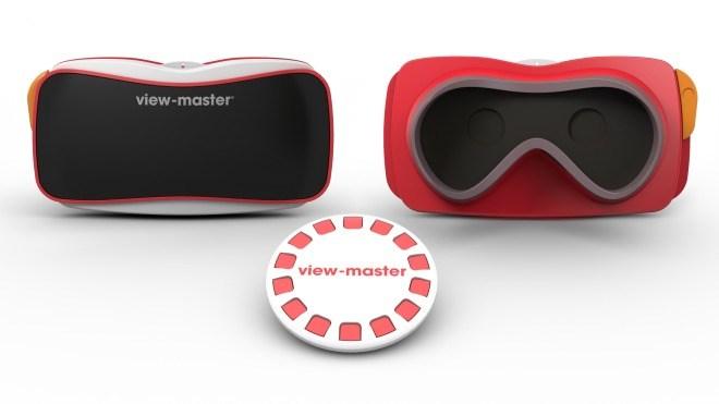 View-Master, Mattel, Google Cardboard