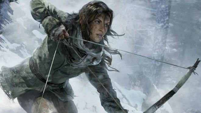 Lara Croft, Rise of the Tomb Raider, Tomb Rider