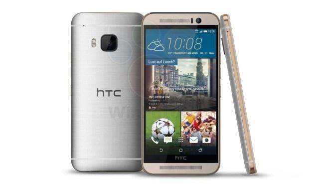 HTC One, HTC One M9, One M9