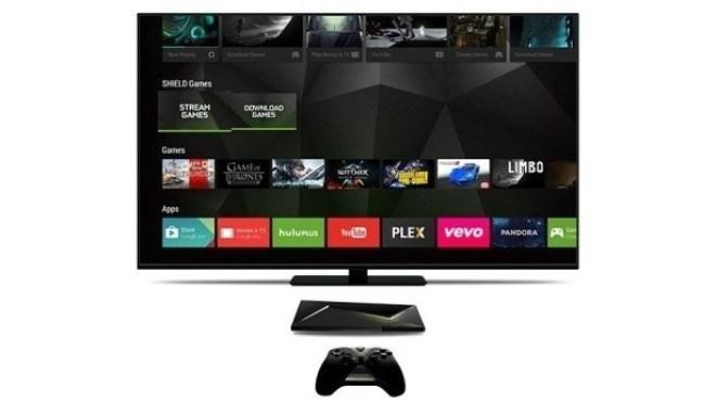 Nvidia, Tv, Set Top Box, Sh�ield, Nvidia Sh�ield