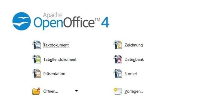 Office, Openoffice, Apache