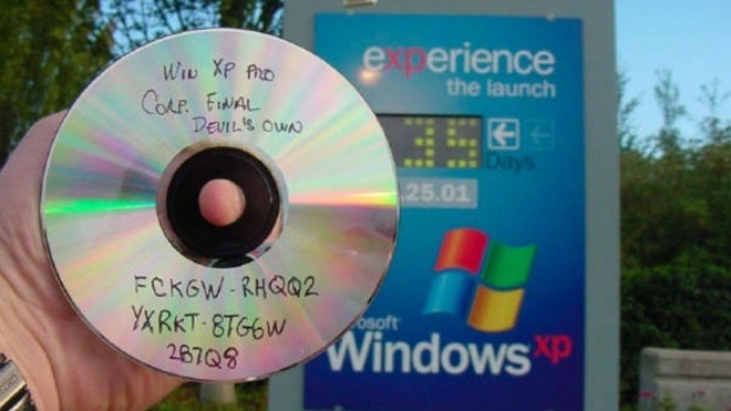 Microsoft, Betriebssystem, Windows, Piraterie, Windows Xp, Produktschl�ssel, Key, Warez, Software Piraterie, Countdown, FCKGW, Windows XP Launch