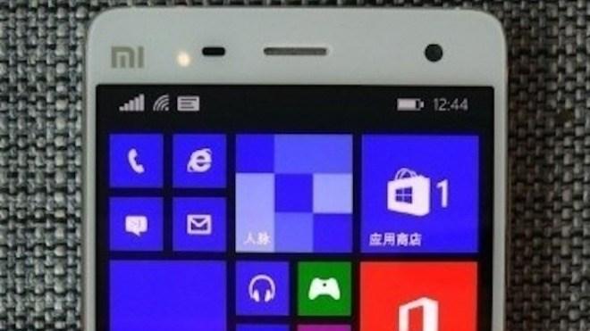 Windows 10, Xiaomi, Rom, Mi4