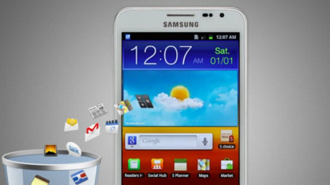 Samsung, Apps, Bloatware