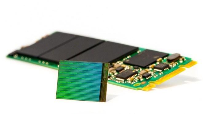 Intel, Flash, Ssd, Micron, 3D NAND