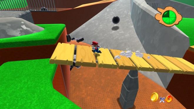 Nintendo, Videospiel, Hd, Super Mario, Remake, Super Mario 64 HD