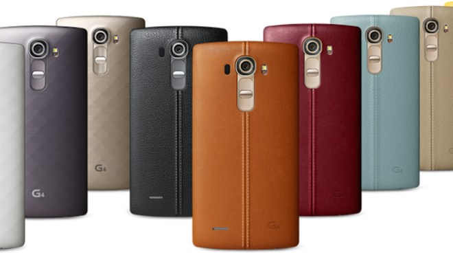 LG, LG Electronics, LG G4, G4
