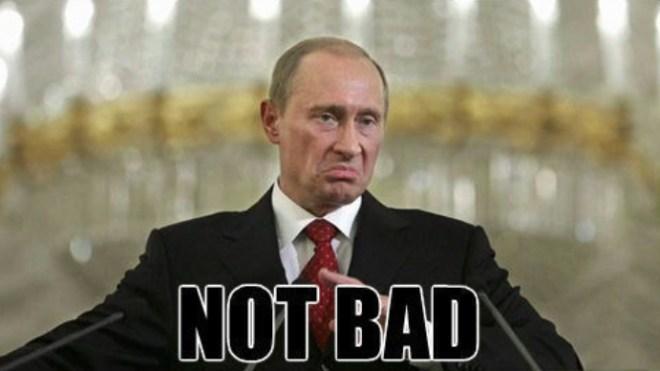 Russland, Meme, Wladimir Putin