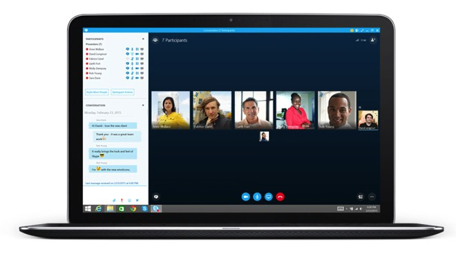 Skype, Technical Preview, Lync, Skype for Business