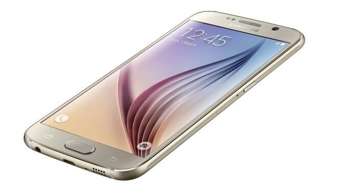 Samsung, Galaxy S6, Samsung Galaxy S6, Gold, S6