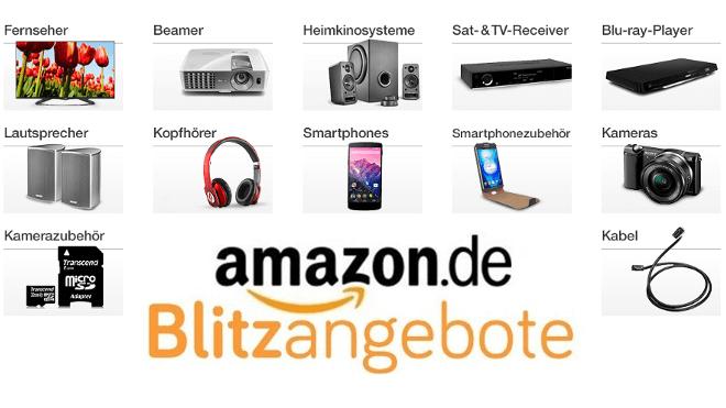 Amazon, Deals, Rabatt, Blitzangebote, Technik, Amazon Blitzangebote, Herbst-Angebote, Angebots-Woche