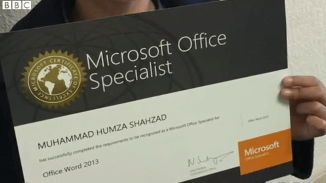 Microsoft, Office, Microsoft Office Specialist