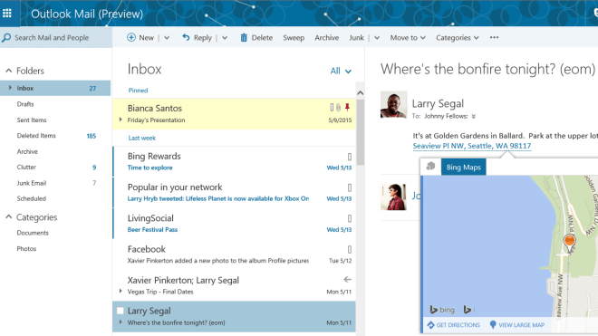 Microsoft, E-Mail, outlook.com, Webmail, email, Webmailer