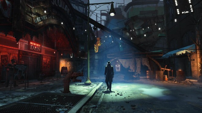 Teaser, Bethesda, Fallout 4