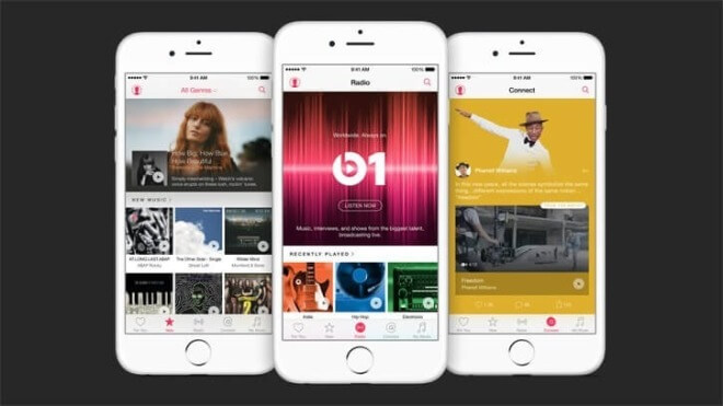 Apple, musikstreaming, Apple Music, WWDC 2015