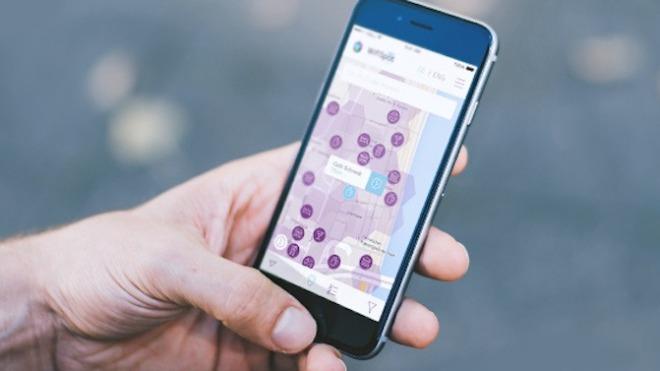 App, Wlan, WiFi, Unitymedia, Hotspots