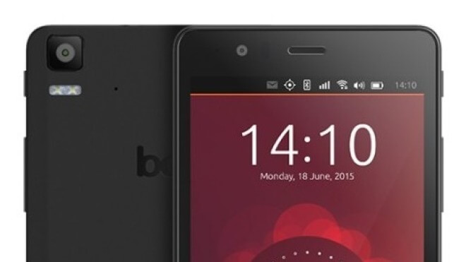 Ubuntu Phone, Ubuntu Smartphone, BQ Aquaris E5 HD Ubuntu Edition