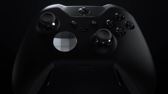 Xbox, Controller, Xbox Elite Wireless Controller