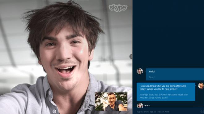 Microsoft, Skype, Skype Translator, Skype Translate