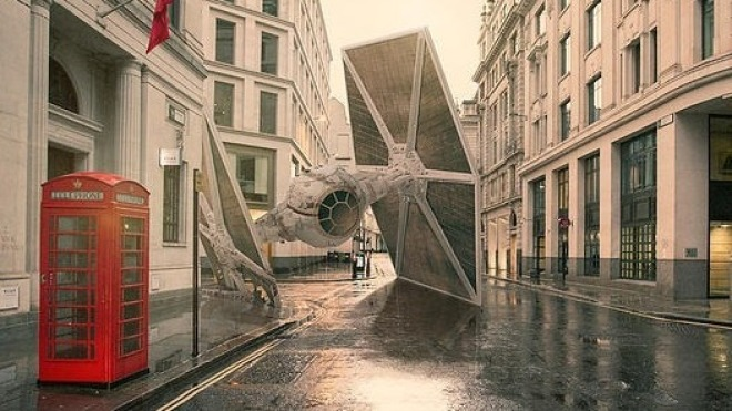 Design, Star Wars, Nicolas Amiard