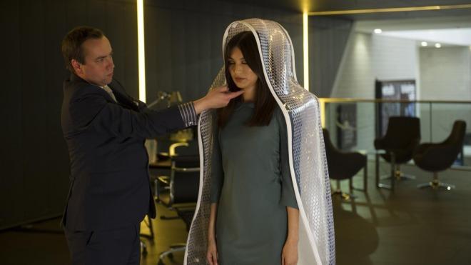 Serie, AMC, Channel 4, Humans