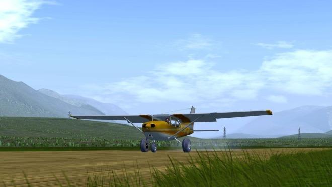 Kostenloser Flugsimulator