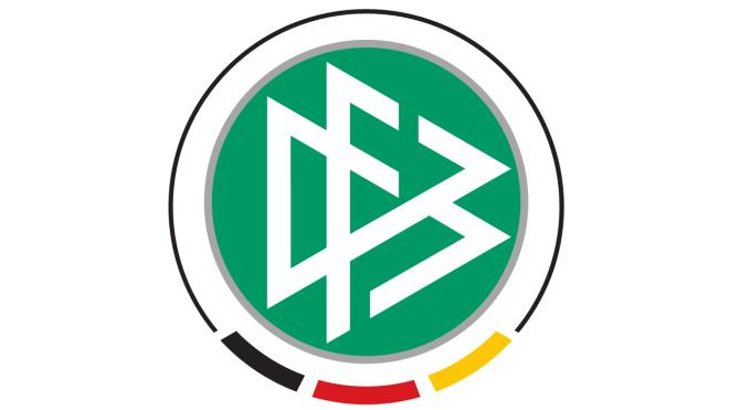 Logo, Fu�ball, Dfb