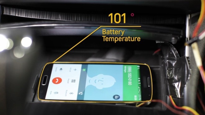 Chevrolet, Handy-Klimaanlage, Chevrolet Active Phone Cooling