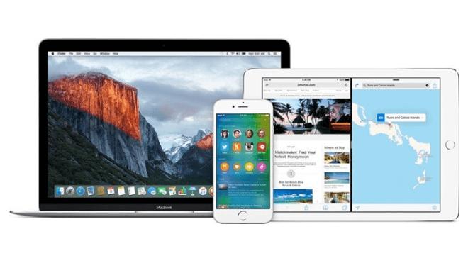 Beta, iOS 9, OS X El Capitan, Apple WWDC