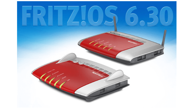 Router, Avm, FritzOS, FritzOS 6.30
