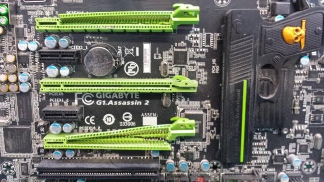 Gigabyte, Mainboard, Motherboard, Gigabyte G1 Assassin 2