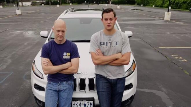 Sicherheit, Hack, Jeep