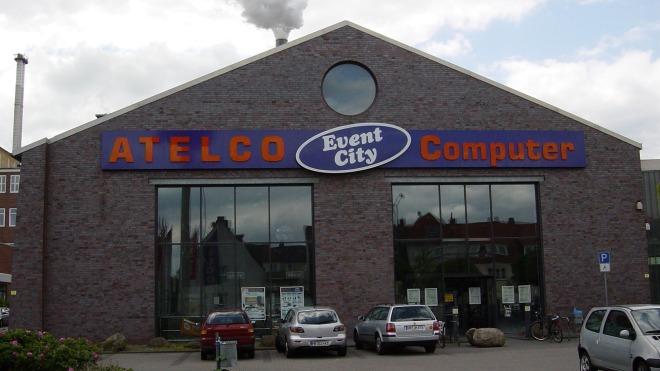 Insolvenz, Einzelhandel, Atelco, Computerfachh�ndler
