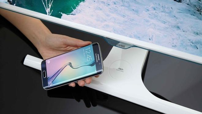 Samsung, Monitor, Qi, Ladestation, Samsung SE370