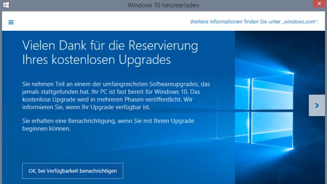 Microsoft, Windows 10, Upgrade, Windows Update, Upgrade Offer