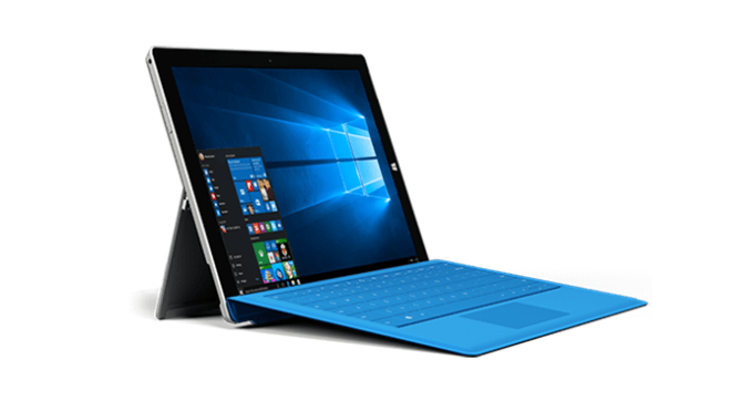 Windows 10, Surface, Surface Pro 3, Microsoft Surface Pro 3, Surface 3, Microsoft Tablet