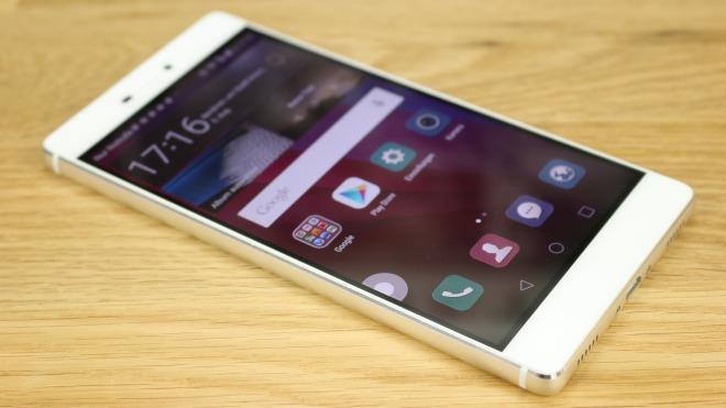 Huawei, Huawei P8, P8, Huawei P8 Test