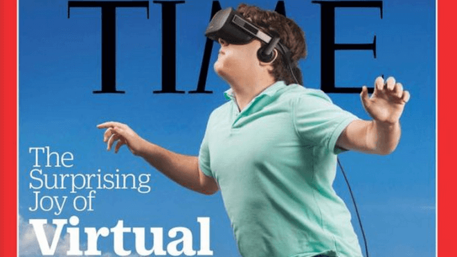 Virtual Reality, Cyberbrille, VR, Oculus Rift, Oculus VR, Palmer Luckey