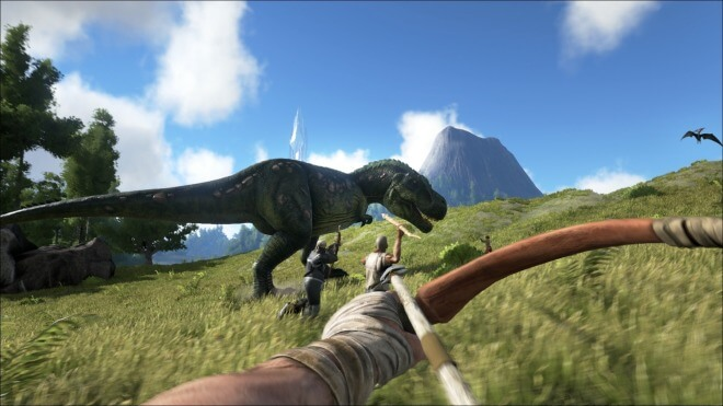 Steam, Valve, Valve Steam, Early Access, Steam Early Access, Ark: Survival Evolved