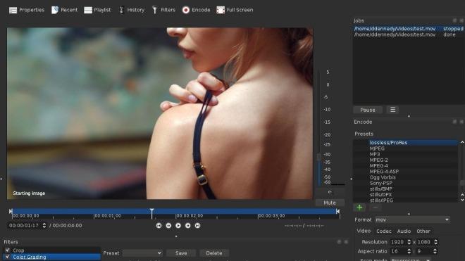 Videobearbeitung, Videoschnitt, Shotcut