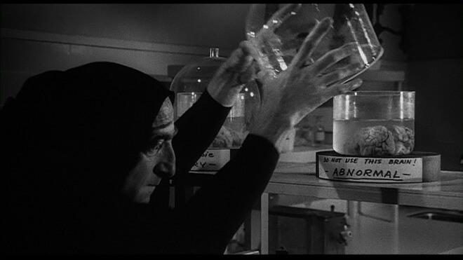 Forschung, Medizin, Horror, Frankenstein